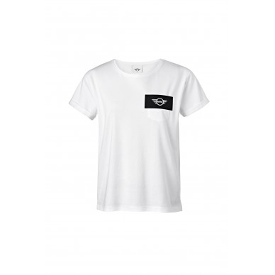 T-shirt Femme avec application logo MINI