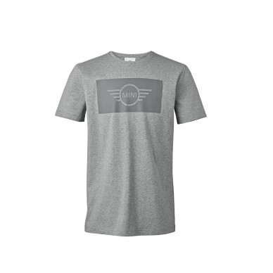 T-shirt Homme avec application logo MINI