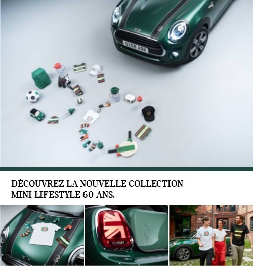Collection MINI 60 ans